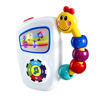 Best Developmental Toys for Babies Baby Einstein Take a Long Tunes