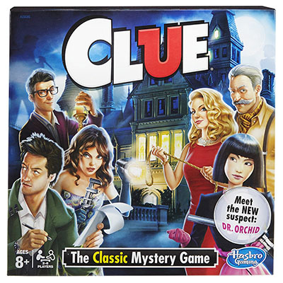 Best Board Games for Kids Clue