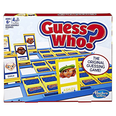 Best Board Games for Kids Guess Who?