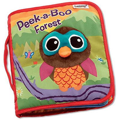 Best Developmental Toys for Babies Lamaze Peek a Boo Forest