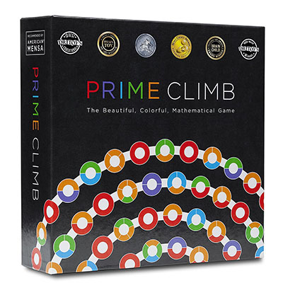 Best Board Games for Kids Math for Love Prime Climb