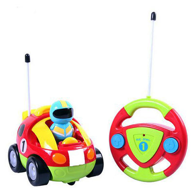 Best Remote Control Cars for Kids Cartoon Radio Control Race Car – Liberty Imports