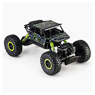 Best Remote Control Cars for Kids Off-Road Monster Crawler, Rock & Pebble Climber – Toydaloo