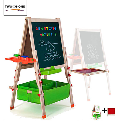 best gimilife deluxe easel for toddlers
