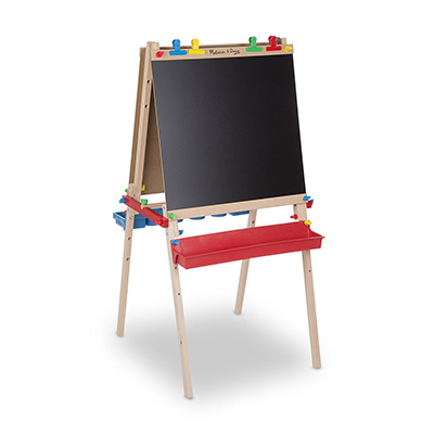 best melissa dougs deluxe standing easel for toddlers