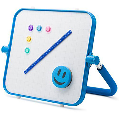 best morvat premium 2 side tabletop easel for toddlers